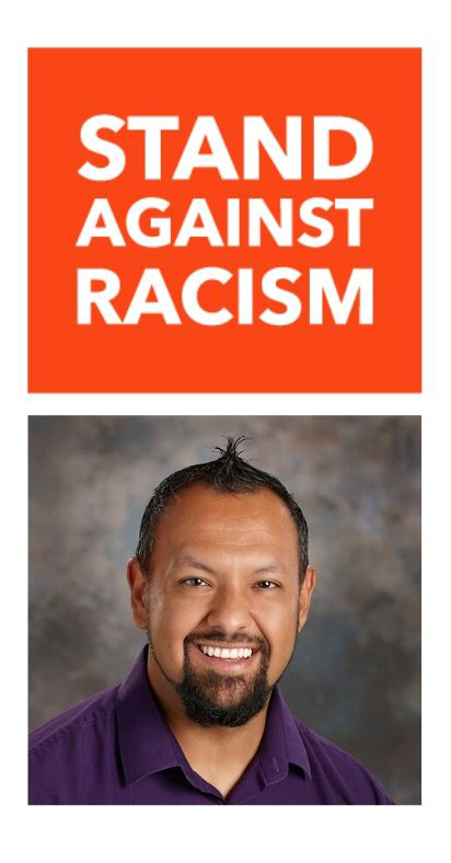Stand Against Racism | Carlos Barcenas