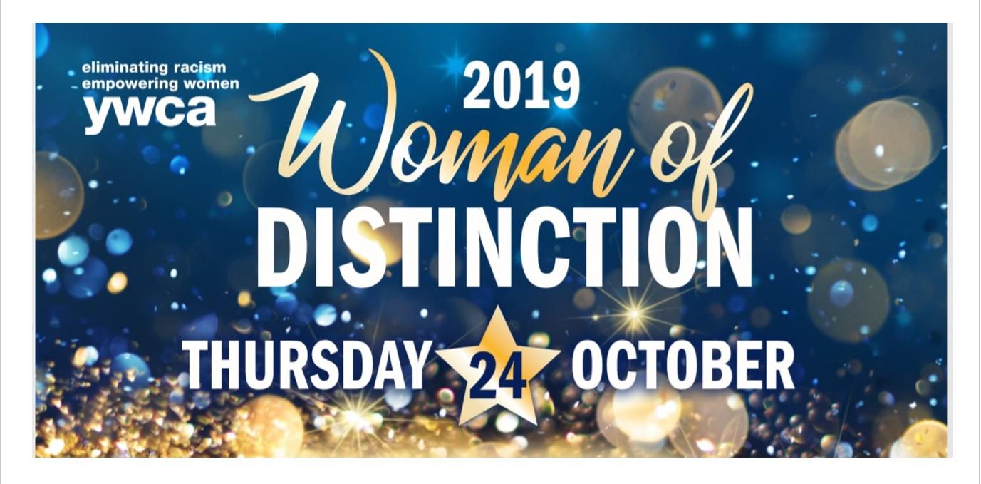 Woman of Distinction