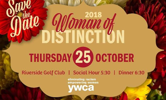 Women of Distinction Save the Date